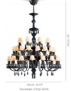 Lámpara de techo de...