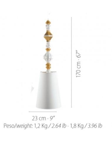 Lámpara de suspensión II de porcelana...
