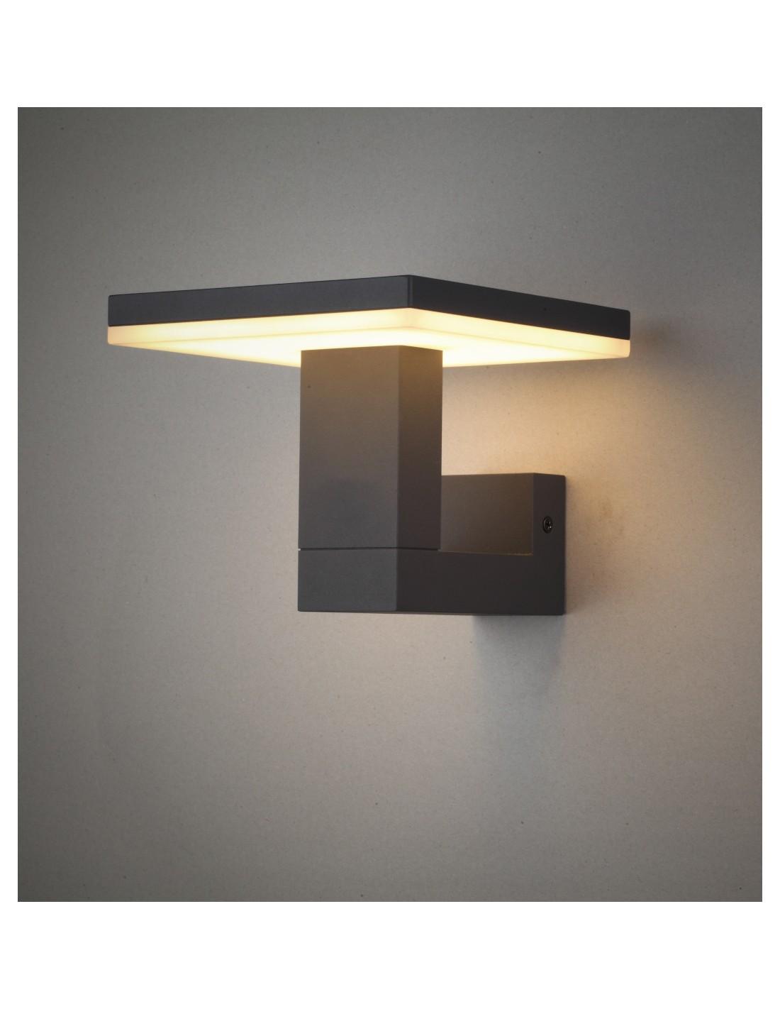 Aplique para exterior LED IP54 3000K – Tignes – Mantra