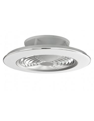 Plafón LED con ventilador Alisio