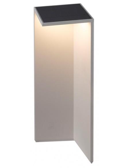 Lámpara de pie exterior Chevalier