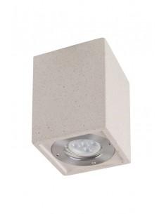 Plafón de techo rectangular Levi