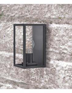 Aplique de pared de exterior Cube