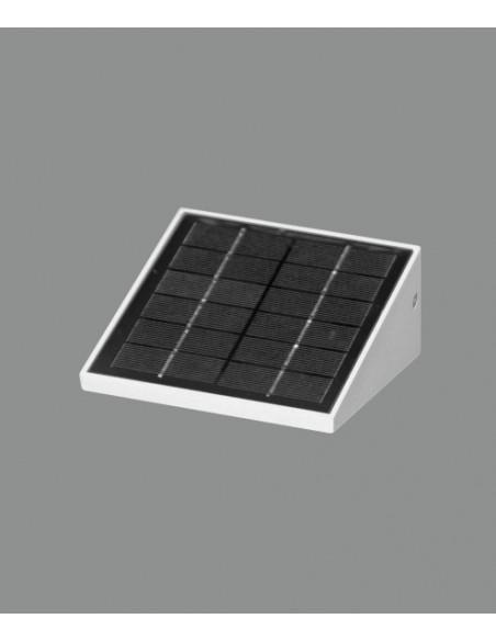 Aplique de pared solar Iris