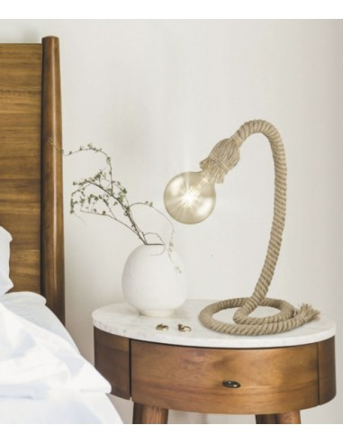 Lámpara de mesa Rope