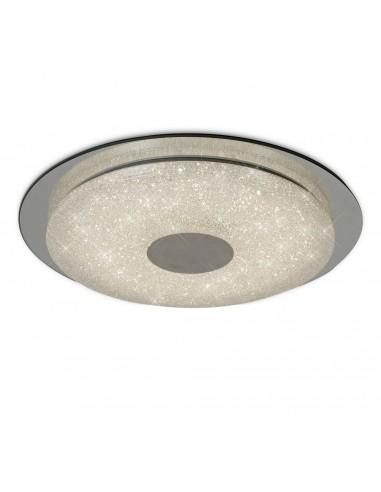 Plafón de techo LED de metal con...