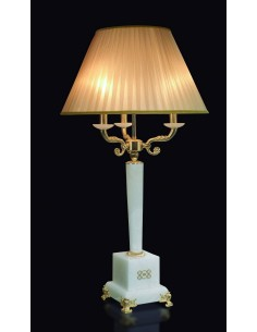 Table Lamp Alb 02 Gold