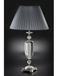 Table Lamp Cr 01 Chrome