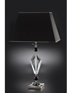 Table Lamp Cr 02 Chrome