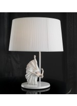 Lámpara de mesa de porcelana – Giselle reverencia – Lladró