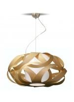 Lámpara de techo disponible en 4 acabados Ø 60 cm - Kim - IDP Lampshades
