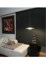 Lámpara colgante LED moderna de metal en 2 colores - Slim - Faro