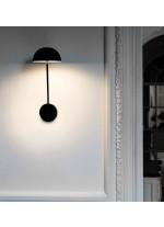 Aplique de pared decorativo LED en 2 colores - Pure - Faro