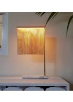 Lámpara de mesa LED de metal chapada en oro 2800K – Sicilia - MYO