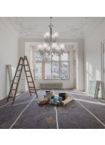 Lámpara de techo 12 luces - Sophie - Mantra