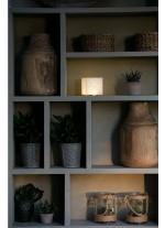 Lámpara portátil LED con USB inspiración Panot – Lampanot – Faro