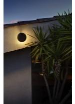 Lámpara LED aplique gris oscuro – Grow – Faro