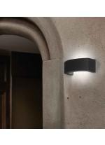 Lámpara aplique gris oscuro – Ancora – Faro