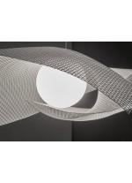 Lámpara colgante LED color blanco dos tamaños – Mytilus – Arturo Álvarez