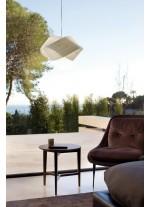 Lámpara de techo de madera cerezo natural - NUT - Lzf