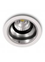DES-Foco empotrable de techo LED  3200K Ø 8 cm - Kaku - ACB Iluminación