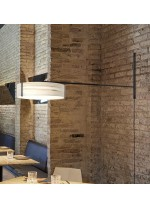 Aplique de pared LED regulable en varios colores – Thesis – Lzf