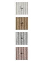 Lámpara colgante E27/LED diferentes colores – Tempo Andante – Arturo Álvarez