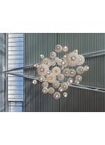 Lámpara colgante E27/LED diferentes colores – Coral Reef – Arturo Álvarez