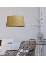 Lámpara de techo de celulosa en 3 colores - Étnico - IDP Lampshades