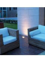 Empotrable para el suelo de acero inoxidable LED IP67 - Bora - Dopo - Novolux