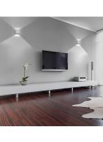 Aplique de pared moderno LED 3000K - Brick - Exo - Novolux