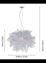 Lámpara colgante – Fluo – Arturo Álvarez