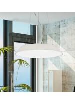 Lámpara colgante de metal y acrílico con LED o bombilla - Goya - ACB Iluminación