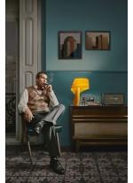 Lámpara de mesa de madera natural en 11 colores - Air - LZF