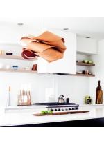 Lámpara colgante de madera natural en cerezo 69 cm - Link - Lzf - Disponibilidad inmediata