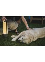 Lámpara de mesa de madera natural portable en 11 colores - Piknik - LZF