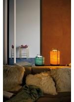 Lámpara de mesa de madera natural en 11 colores y 2 tamaños regulable Led - Chou - LZF