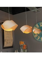 Lámpara de techo de madera haya - NUT - Lzf