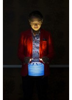 Lámpara de mesa de madera natural en 11 colores 4 y tamaños regulable Led - Chou - LZF