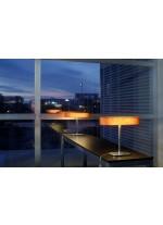 Lámpara de mesa de madera natural en 11 colores regulable Led - I Club  - LZF