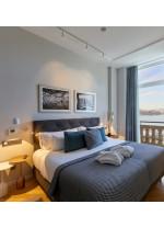 Foco de techo de carril LED Ø 4 cm en 2 acabados orientable y regulable 2700K – Haul – Milan