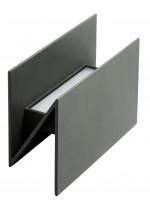 Aplique de pared de exterior IP54 LED SMD - Zig - Dopo - Novolux
