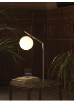 Lámpara de mesa en 2 acabados - Endo - Aromas