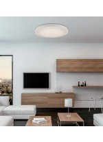 Aplique de techo LED de metal en 2 tamaños 3200K - Star - ACB Iluminación