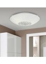 Plafón de techo clásico de cristal Ø 30/40 cm - Tinia - ACB Iluminación