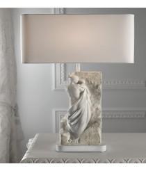 Lámpara de mesa de porcelana – Mural maternidad – Lladró