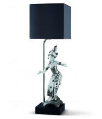Lámpara de mesa de porcelana – Balinesa erguida – Lladró
