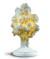Lámpara de mesa de porcelana – Árbol – Lladró