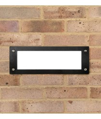 Empotrable de pared de exterior negro – Devon - Dopo – Novolux
