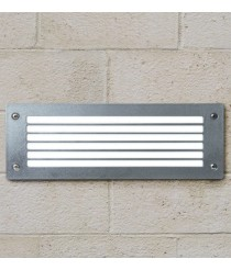 Outdoor recessed wall light – Devon Dopo – Novolux
